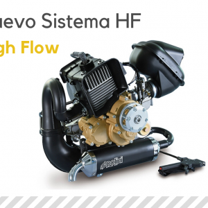 Polini HIGH FLOW (HF) on Thor 190 EVO & Thor 200 EVO