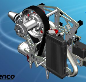 Swissauto 250 AERO 1000 – 4 Strokes engine NOW in AIRFER TRIKES